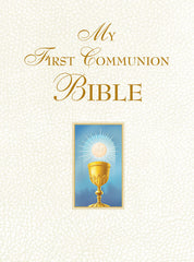 My First Communion Bible (White Hard cover)