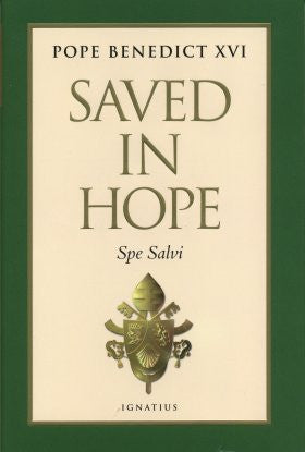 Copy of Pope Benedict XVI - Saved in hope