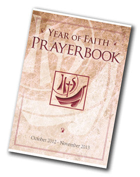 Year of faith prayer book