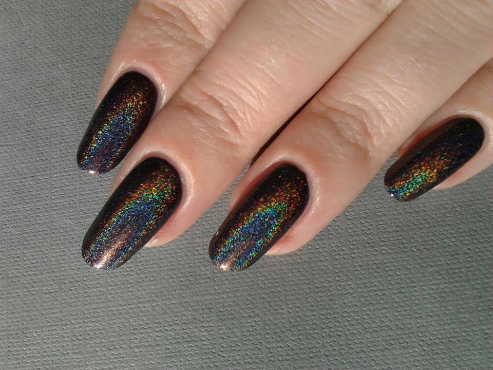Halo TC Holographic Top Coat