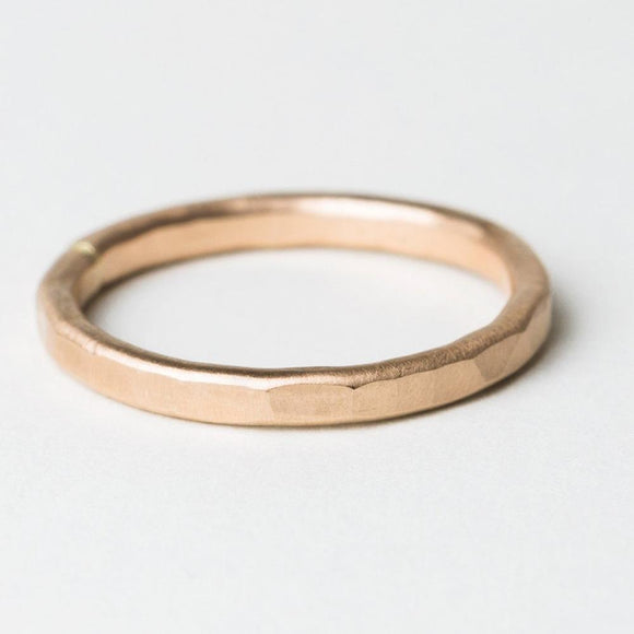 Wide Stacking Ring