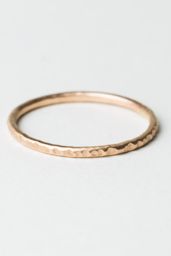R401 - Narrow Stacking Ring