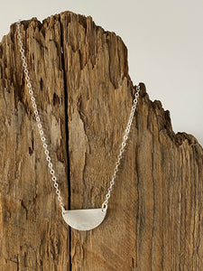 N226 - Half Moon Necklace