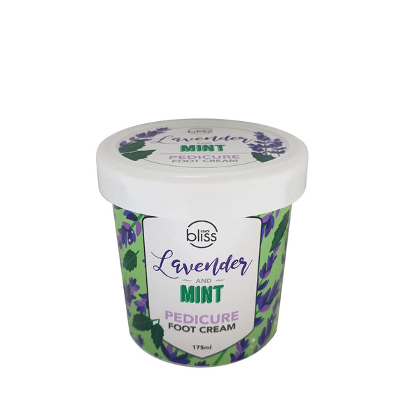 Lavender&Mint Pedicure Foot Cream- 175 mL