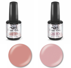 Rubber Base Opaque Peach 15ml