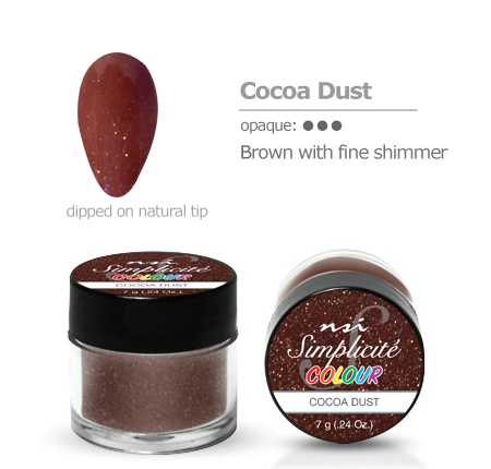 Cocoa Dust 7g Polydip Powder