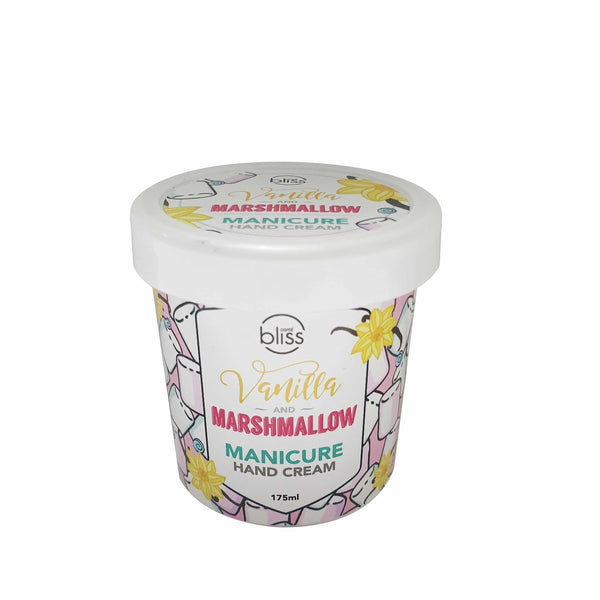 Vanilla & Marshmallow  Manicure Hand Cream - 175mL