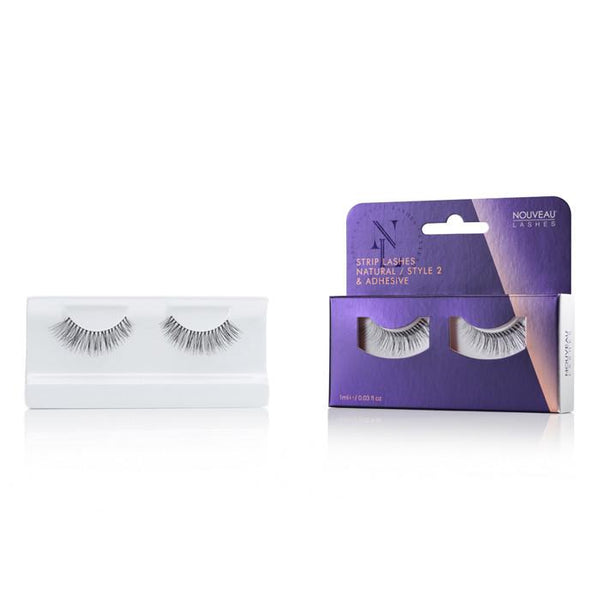 Strip Lash Natural