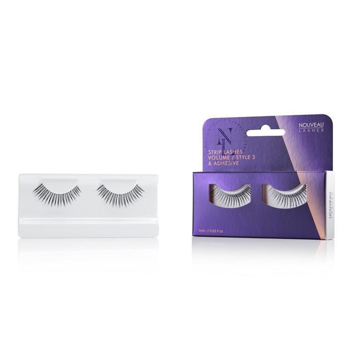 Strip Lash Volume