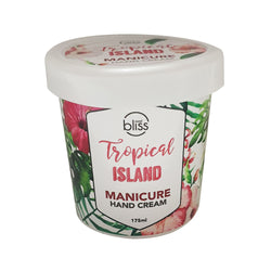 Tropical Island Manicure Hand Cream- 175 mL