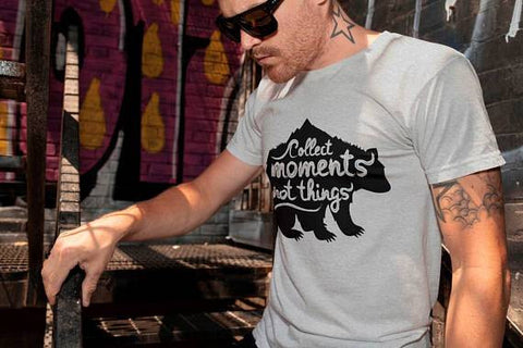 Collect Moments Bear T-Shirt