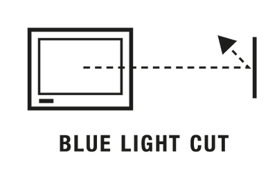 dont panic blue light cut lenses