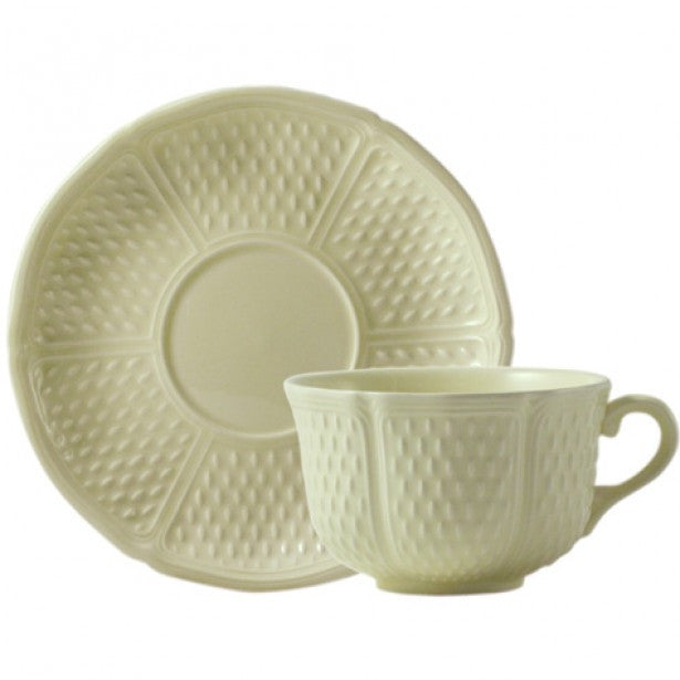 Coffee Cup & Saucer - 7oz