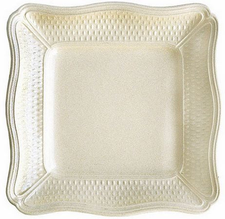 "Square Fruit / Salad Bowl - 9.5""W x 9.5""H"