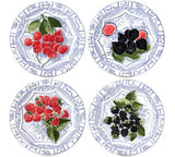 Salad / Dessert Plate set of 4