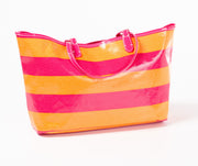 Market Tote - Striped