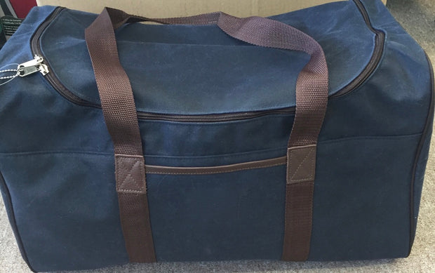 Sail Wax Cloth Duffle