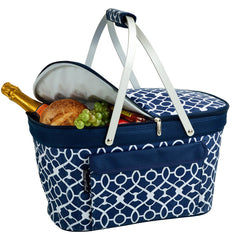 Collapsible Insulated Basket- 26 can capacity