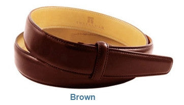 Cortina Leather Belt