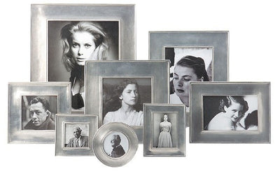 Lombardia Frames By Match Pewter