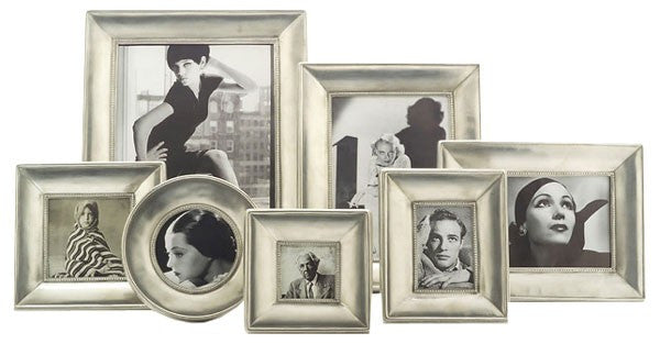 Como Frames By Match Pewter