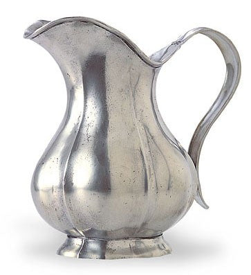 Fluted Pitcher By Match Pewter