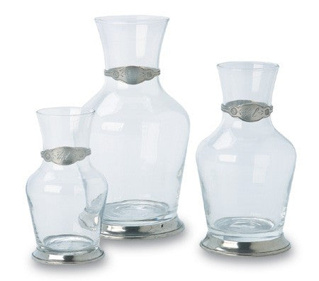 Wine Carafe By Match Pewter