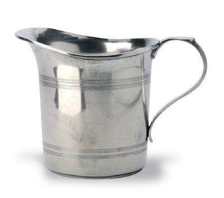 Straight Pitcher By Match Pewter