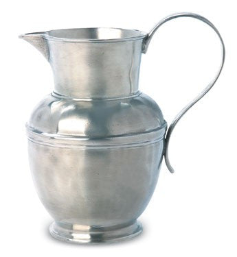 Water Pitcher By Match Pewter