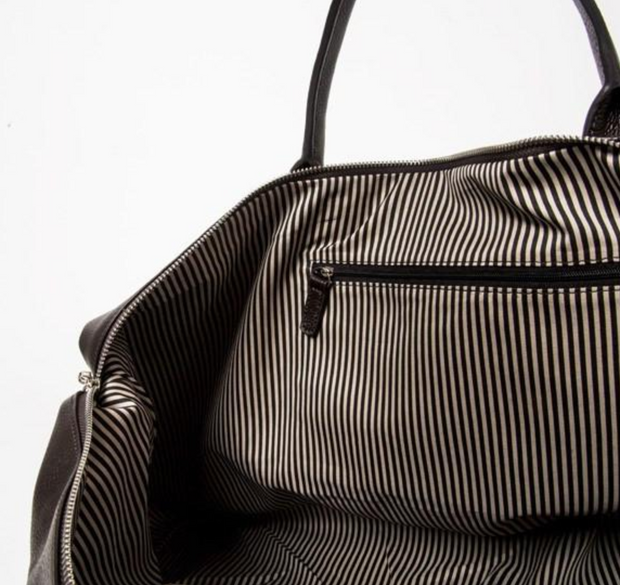 Duffel Bag - Genuine Leather