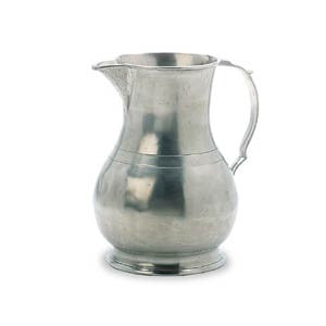 Luciano Pitcher By Match Pewter