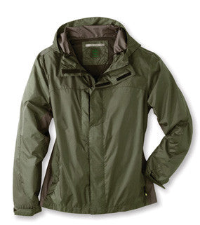Eco-Tech Shell Jacket