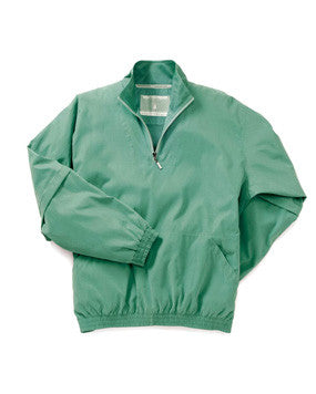 Microfiber Zip-Off Sleeve Windshirt