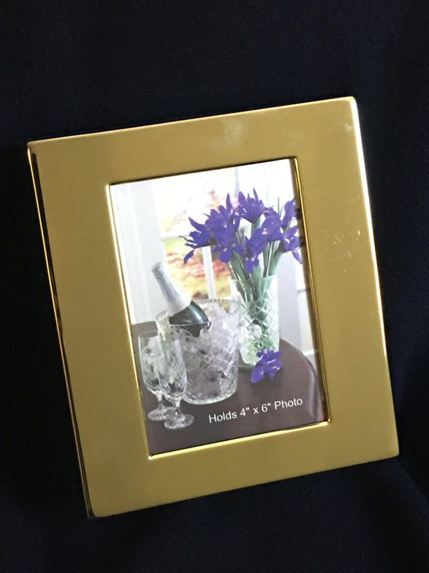 Silver Plated Photo Album - Classic detail