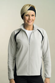Women's Microfiber / Mesh Blocked Jacket