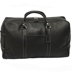 Leather Cabin Duffle