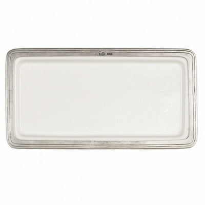 Tuscan Medium Rectangular Tray By Arte Italica