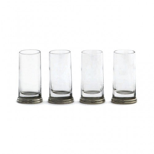 Milano Liqueur Glass Set By Arte Italica