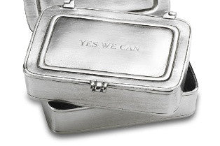 Pewter Box - Small