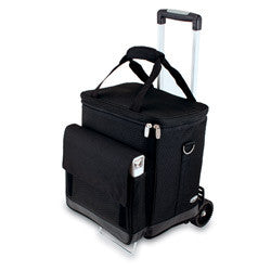 Wine Cooler with Trolley