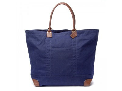 Sailwax Large Zip Tote
