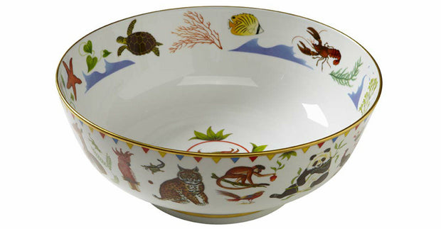 Harmony Bowl by Lynn Chase