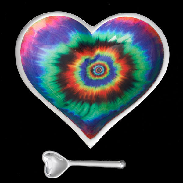 Inspired Generations Heart Candy Heart Dishes