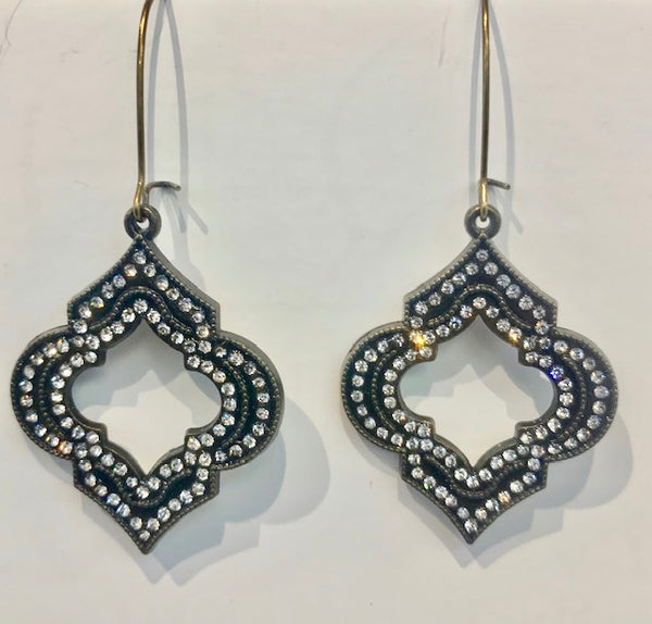 Quatrafoil Earrings