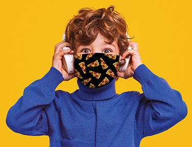 Care Cover Kids Masks