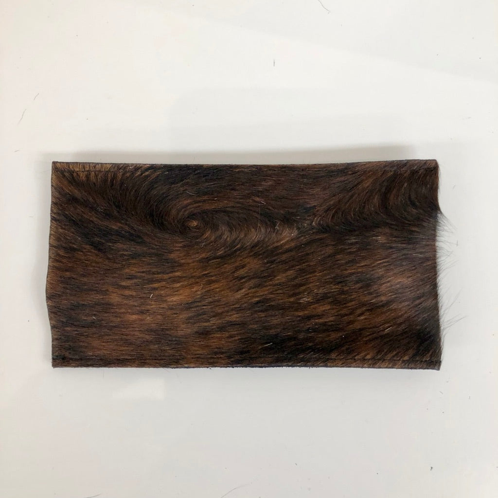 Cow Hide Glasses Cases
