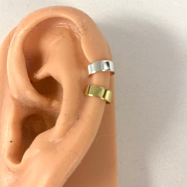 Small Thick Ear Cuff