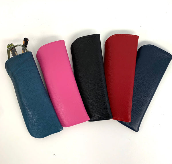 ILI Leather Small Reading Glass Case