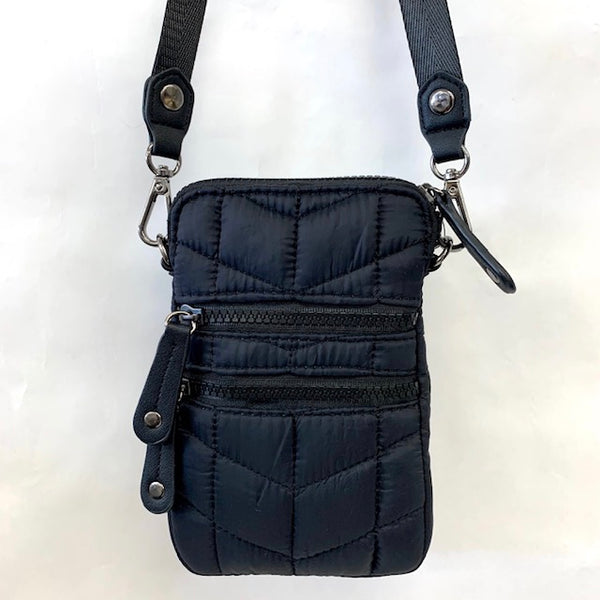 Quilted Crossbody Cellphone Cases (New)
