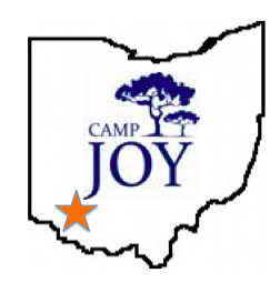 Giving families camp joy for Camp joy ohio cabins